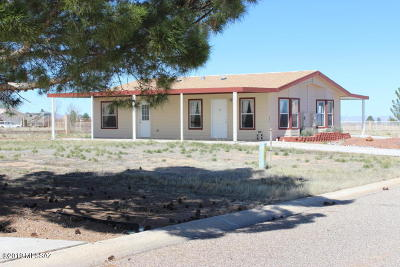 Cochise County Townhouse For Sale: 457 N Shadow Mountain Court