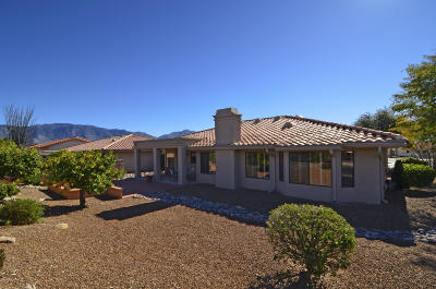 Oro Valley Single Family Home For Sale: 821 E Royal Ridge Drive