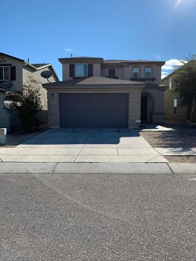 Tucson Single Family Home For Sale: 1505 W Beantree Lane