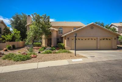 Oro Valley Single Family Home For Sale: 10717 N Glen Abbey Drive