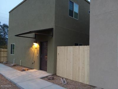 Tucson Single Family Home For Sale: 3402&3404 E Flower Street