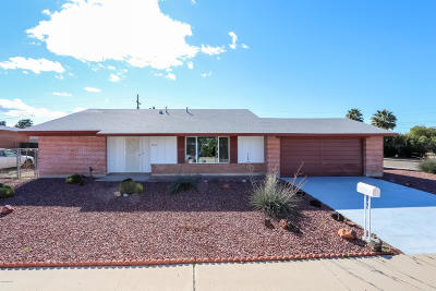 Pima County, Pinal County Single Family Home For Sale: 7962 E Rosewood Street