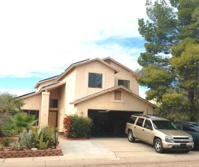 Tucson Single Family Home For Sale: 9301 N Eaglestone Loop