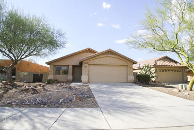 Tucson Single Family Home Active Contingent: 6527 E Stadium Parkway