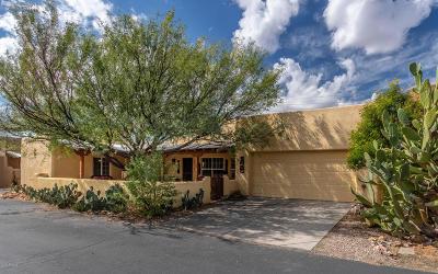Tucson Single Family Home Active Contingent: 5050 S Renewal Lane