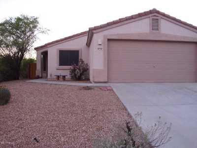 Tucson Single Family Home For Sale: 3757 N Nash Creek Court