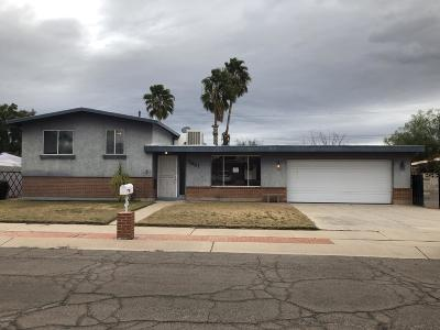Tucson Single Family Home For Sale: 7921 E Rosewood Street