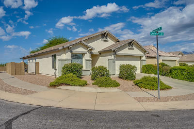 Pima County, Pinal County Single Family Home For Sale: 122 S Laurelton Way