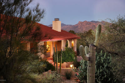 Single Family Home Active Contingent: 8225 N Fairway View Drive