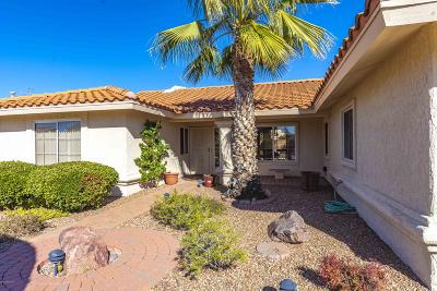 Oro Valley Single Family Home For Sale: 1029 E Desert Glen Drive