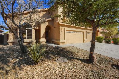 Marana Single Family Home For Sale: 11374 W Stone Hearth Street