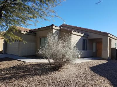 Tucson Single Family Home Active Contingent: 6612 E Gehrig Lane