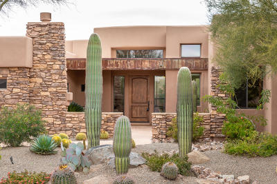 Single Family Home For Sale: 5664 W Silent Wash Place