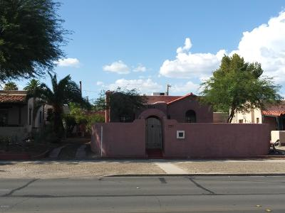 Tucson Single Family Home For Sale: 2021 E 6th Street