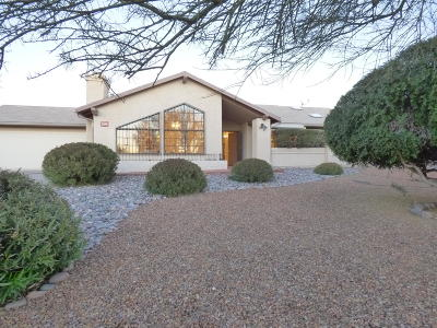 Pima County, Pinal County Single Family Home For Sale: 1401 S Barbara Drive