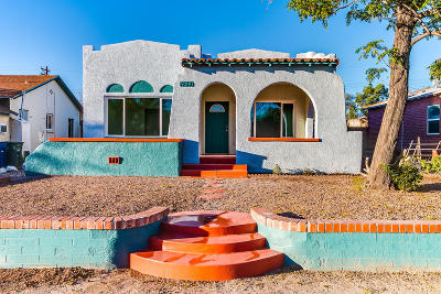 Single Family Home For Sale: 1233 E 12th Street