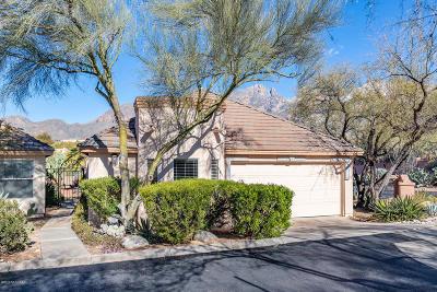 Tucson Single Family Home Active Contingent: 4069 E Via Del Vireo