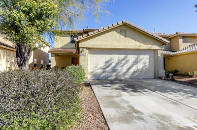 Green Valley Single Family Home Active Contingent: 18391 S Copper Point Drive