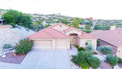 Sabino Mountain (1-290) Single Family Home Active Contingent: 4408 N Ocotillo Canyon Drive