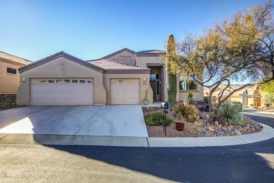 Marana Single Family Home For Sale: 5365 W Calico Cactus Court
