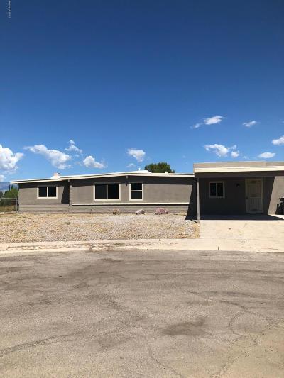 Tucson Single Family Home For Sale: 8275 E Nicaragua Drive