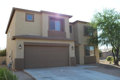 Tucson Single Family Home For Sale: 6291 W Sky Flower Drive