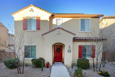 Tucson Single Family Home For Sale: 10996 E Passion Flower Lane
