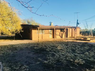 Tubac Single Family Home For Sale: 20 Calle Solares