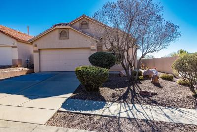 Oro Valley Single Family Home For Sale: 193 W Freddie Canyon Way