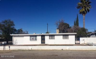 Tucson Single Family Home For Sale: 4301 E 28th Street