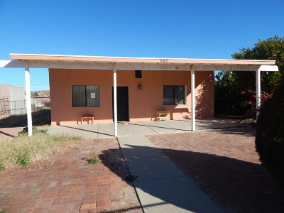 Pima County Single Family Home For Sale: 502 W Columbia Street