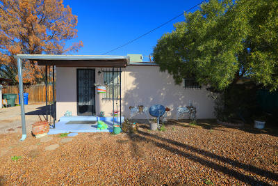 Pima County Single Family Home Active Contingent: 4307 E Flower Street