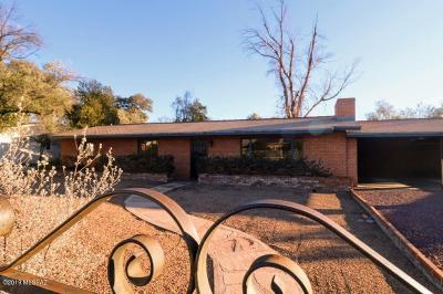 Tucson Single Family Home For Sale: 4212 E 5th Street