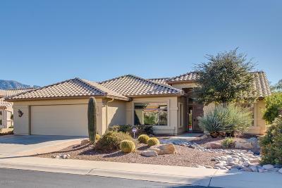 Saddlebrooke, Saddlebrooke Ranch Single Family Home For Sale: 62283 E Northwood Road