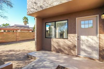 Pima County Single Family Home For Sale: 3637 N Country Club Road