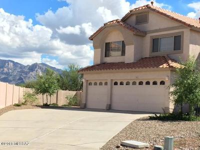 Oro Valley Single Family Home Active Contingent: 11262 N Chynna Rose Place