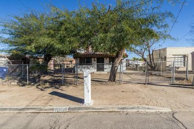 Pima County Single Family Home Active Contingent: 5715 S Morris Boulevard