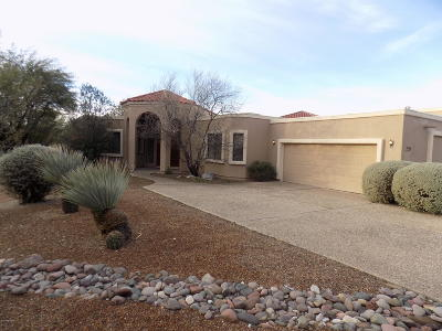 Tucson Single Family Home For Sale: 3456 N Tanuri Drive