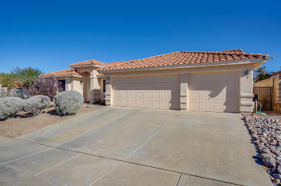 Pima County, Pinal County Single Family Home Active Contingent: 1742 N Craigton Court