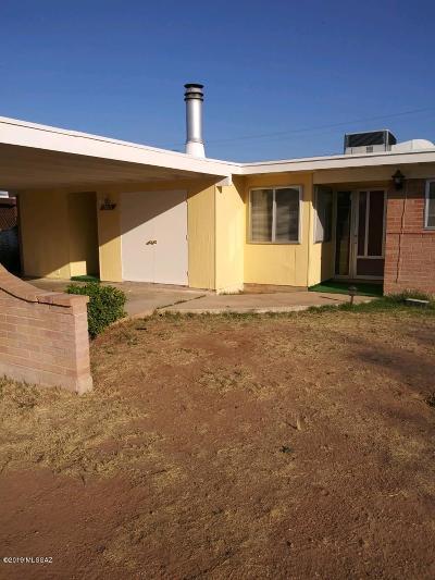 Pima County, Pinal County Single Family Home For Sale: 7423 E 32nd Street