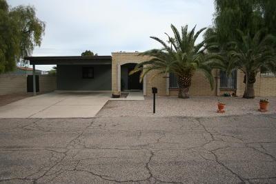 Pima County, Pinal County Single Family Home For Sale: 7730 E Palma Street