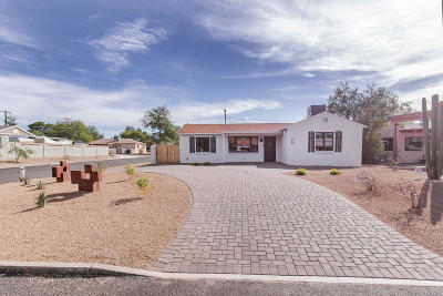 Pima County Single Family Home For Sale: 4456 E Burns Street