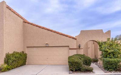 Pima County, Pinal County Townhouse Active Contingent: 6242 N Rockglen Road