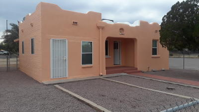 Pima County Single Family Home For Sale: 1622 E 18th Street