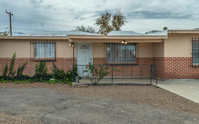 Pima County Single Family Home For Sale: 4758 E Andrew Street