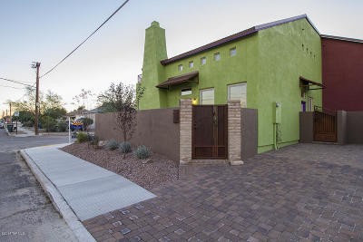 Pima County Townhouse For Sale: 1098 S 8th Avenue