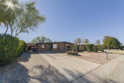Pima County Single Family Home For Sale: 3936 E Hardy Road