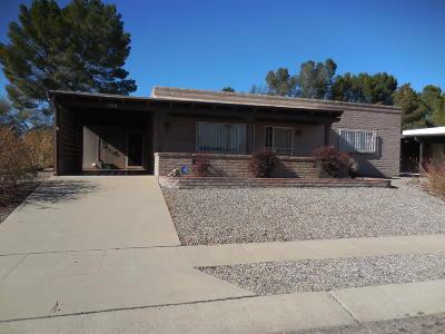 Green Valley Single Family Home For Sale: 1550 S Santa Belia
