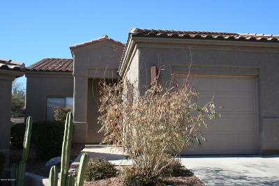 Pima County, Pinal County Condo For Sale: 3837 N Forest Park Drive #122