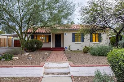 Pima County Single Family Home For Sale: 2010 E Water Street